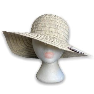 Nordstrom David & Young Natural Sparkle Sun Hat